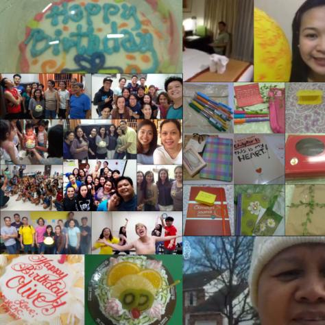 Olive's Birthday Surprises, family, friends, birthday celebration, gifts, cakes, love, God's faithfulness