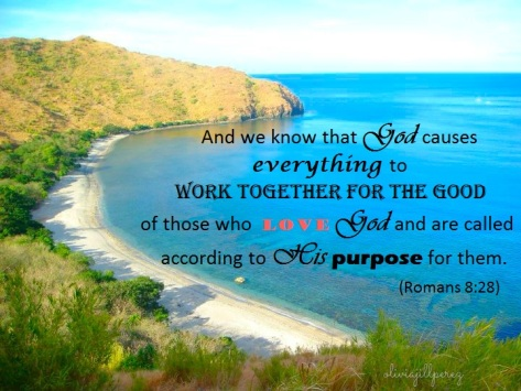 Romans 8:28, everything work together for the good, love God, His purpose, God's purpose, anawangin cove, nagsasa cove, cove, beach, sea, blue sea, sand, white sand, mountain, mountain and sea, Zambales, Philippines, more fun in the philippines